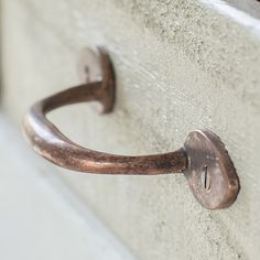 Our Gilby #Drawer #Pull #Handle is available in #copper and #brass.