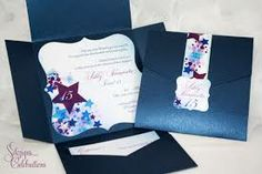 stars sweet 16 invitations - Buscar con Google