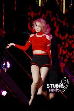 Wonder Girls SunMi (ex-member)