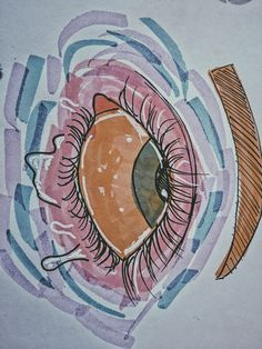 Indie Drawings, Trippy Drawings, Psychedelic Drawings, Cool Art Drawings, Art Drawings Sketches, Arte Indie, Indie Art, Art Journal Inspiration, Art Inspo