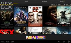 Showbox is everything you need for a perfect streaming solution for android and other devices! It allows you to freely stream TV and movies! If you're looking for showbox downloads app then you need to check out: www.showboxdownloadsapp.com where you can download it now! Showboxdownloadsapp is the only found at the link above!
