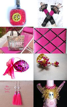Monday Morning Finds ♥ Girly and Sweet by Gabbie on Etsy