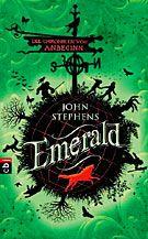 Buchcover: John Stephens: Emerald - Die Chroniken vom Anbeginn