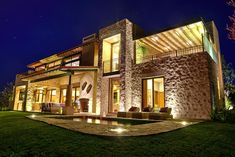casas estilo mediterraneo - Buscar con Google Master Suite, Mansions, House Styles, Google, Home Decor, Ideas, Model House, Modernism, Plantation Houses