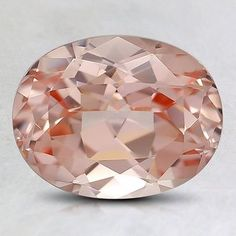 This x mm Peach Oval Lab Created Sapphire has been hand selected by our GIA-certified gemologists for its exceptional characteristics and rarity.