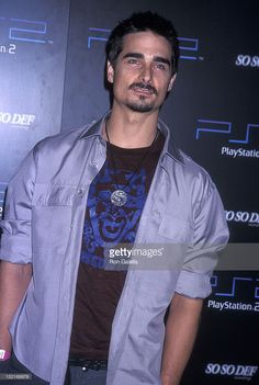 Singer Kevin Richardson of the Backstreet Boys attends the 44th Annual Grammy Awards Pre-Party Hosted by Playstation 2 and Jermaine Dupri on February 25, 2002 at the Pacific Design Center in West Hollywood, California.