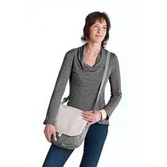 Base sac besace gris
