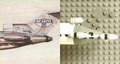 Beastie Boys - LEGO Album Covers