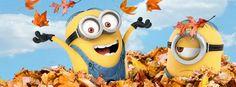 Minion Fall Time