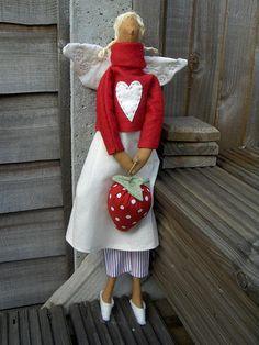 Doll from Tone Finnanger's Tilda