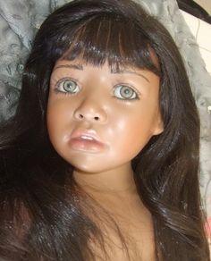 CHRISTINE ORANGE DOLL (MILLIE) dont let her slip away *Hollidays*