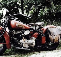 '38 Indian Chief