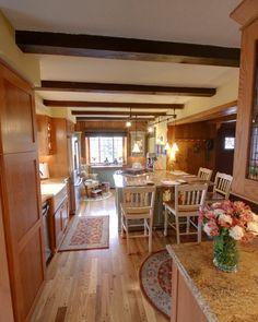 Cottage Charm: Kitchen Renovation