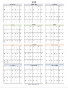 I know 2016 is barely underway, but I'm already needing a calendar for next year. My husband has to schedule most of his vacation days a year in advance, which means I began working on plans …