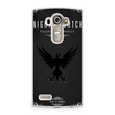 Game of Thrones Night's Watch LG G4 case