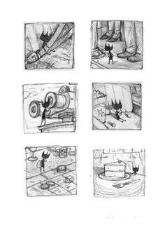 Eric sketches. Photographic and artistic credit: Shaun Tan © 2007