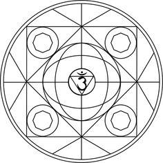 Mandala Ajna