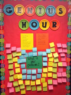 Reflections of an Intentional Teacher: Reflections on Round 1 of Genius Hour