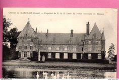 Frankreich - Chateau de Marchais - Propriété de SAS Louis II, Prince souverain de Monaco