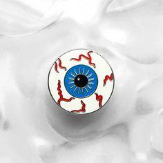 Eyeball Lapel Pin