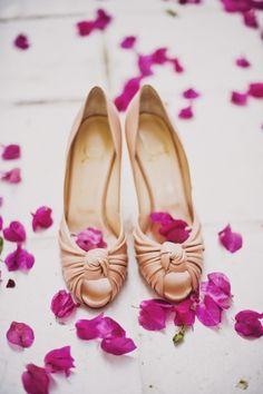 My wedding shoes.