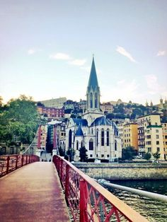 Lyon, France...not only the food capital of France but also where the Dubuissons are from. We are dying to go here next time in Europe.