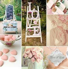 Bridal Shower Inspiration: Vintage Tea Party