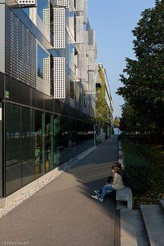 Ljubljana, Slovenia Student Housing Poljane BEVK PEROVIC ARHITEKTI