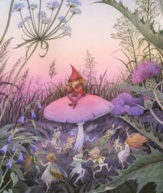 Asako Eguchi. Japanese artist. Web gallery: http://www.asakoeguchi.net/gallery/index.html Love love love.
