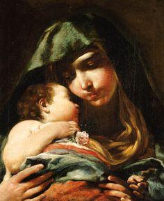 silenceformysoul: Giuseppe Maria Crespi... - The Light of Faith