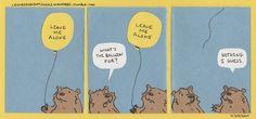 [Crimes Against Hugh's Manatees] #Bears #Balloons