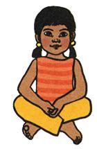 Yoga-oefeningen op de site van POMPOEN om rustig te worden en stevig in je schoenen te staan Yoga For Kids, Charlie Brown, Yoga Poses, Mindfulness, Teen, Massage, Drama, Sport, Deporte