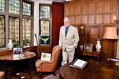 Terry Waite shows us around Trinity Hall where he 'eased himself back into normal life' after being captured 30 years ago