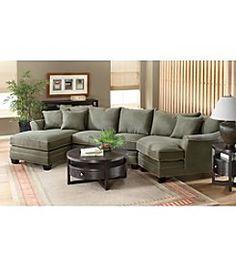 hm furniture. hm richards bryant flaredarm pine microfiber sectional hm furniture