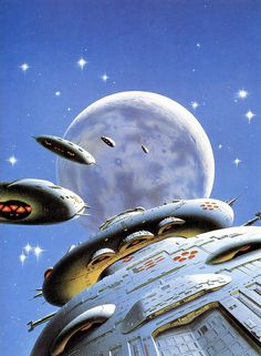 Chris Moore - Way Station by myriac, via Flickr