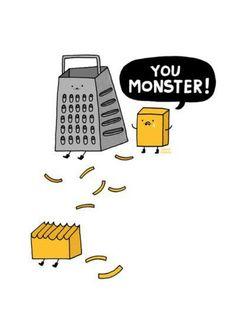 """""""vc é um monstro!"""""""