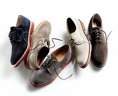 Um guia sobre tênis, sapatos e sapatênis