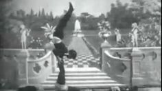 Crazy Japanese Foot Acrobats from 1904