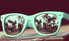 <3 Pin it and win a trip to New York, Barcelona, Berlin, Rome or London. - mint sunnies