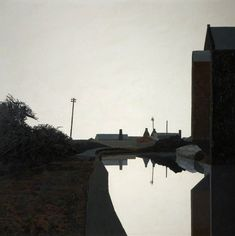 BBC - Your Paintings - Maurice Wade - Canal at Longport III