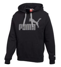 Puma sweatshirt.