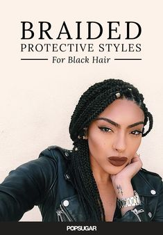 The Black Girl's Braid Dictionary, From Box Braids to Marley Twists These protective hairstyles are Braided Hairstyles Updo, African Braids Hairstyles, Protective Hairstyles, Cool Hairstyles, Protective Styles, Updo Hairstyle, Small Box Braids Hairstyles, Hairstyles 2016, Hairstyle Ideas