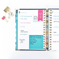 Inside My Simplified Planner: Project Planning | Emily Ley