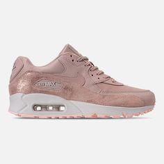 best cheap 6b055 09619 Right view of Women s Nike Air Max 90 Premium Casual Shoes in Particle  Beige Particle