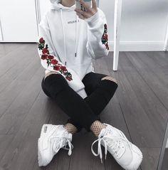 fashion image on We Heart It