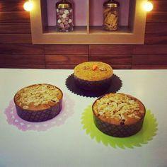 Badem#Havuç keks