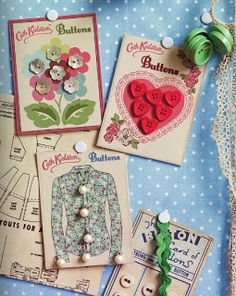 Victoria's Vintage - Fashion, Beauty & Lifestyle Blog: New Cath Kidston Magazine..♥