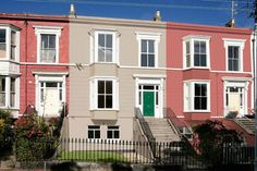 Gallery of houses painted with Weathershield Exterior Paint Colors For House, Exterior Colors, House Colors, Dulux Weathershield Colours, Victorian Homes Exterior, Victorian House, Masonry Paint, Dulux Paint