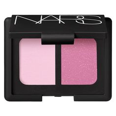 Nars | Eyeshadow Duo Bouthan  Explore the world of cutting edge colour with these crease resistant eye-shadow duos that draw you in with their often unusual, but always fascinating colour pairings.