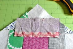 Stitch and Flip Step 6